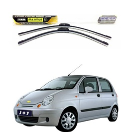 Chevrolet Joy Maximus Premium Silicone Wiper Blades - Model 2005 - 2009-SehgalMotors.Pk