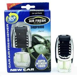 Supreme Grill Car Perfume Fragrance New Car| Car Perfume | Fragrance | Air Freshener | Best Car Perfume | Natural Scent | Soft Smell Perfume
