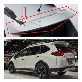 Honda BRV Modulo Spoiler - Model 2017 - 2018 | Roof Spoiler | Baggage Spoiler Decorative Cover-SehgalMotors.Pk