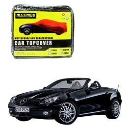 Mercedes Benz SLK Class Maximus Non Woven Scratchproof Waterproof Car Top Cover - Model  2004 - 2011-SehgalMotors.Pk