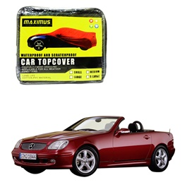 Mercedes Benz SLK Class Maximus Non Woven Scratchproof Waterproof Car Top Cover - Model 1996 - 2004-SehgalMotors.Pk