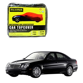 Mercedes Benz E Class Maximus Non Woven Scratchproof Waterproof Car Top Cover - Model 2002-2009-SehgalMotors.Pk