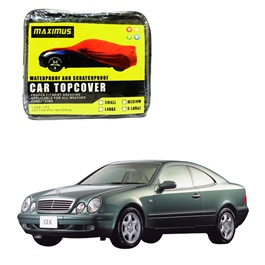 Mercedes Benz CLK Class Maximus Non Woven Scratchproof Waterproof Car Top Cover - Model 1997 - 2003-SehgalMotors.Pk