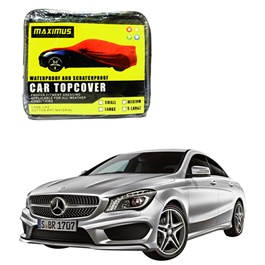 Mercedes Benz CLA Class Maximus Non Woven Scratchproof Waterproof Car Top Cover - Model 2012-2017-SehgalMotors.Pk