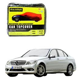 Mercedes Benz C Class Maximus Non Woven Scratchproof Waterproof Car Top Cover - Model 2007-2014-SehgalMotors.Pk