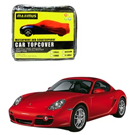 Porsche Cayman Maximus Non Woven Scratchproof Waterproof Car Top Cover - Model 2005-2012-SehgalMotors.Pk
