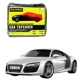 Audi R8 Maximus Non Woven Scratchproof Waterproof Car Top Cover - Model  2007 - 2017-SehgalMotors.Pk