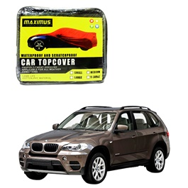 BMW X5 Series Maximus Non Woven Car Cover - Model 2006 - 2013