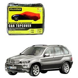 BMW X5 Series Maximus Non Woven Car Cover - Model 1999 - 2006