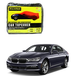 BMW 7 Series Maximus Non Woven Car Cover - Model 2016-2017