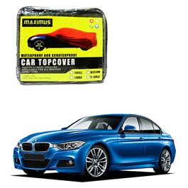 BMW 3 Series Maximus Non Woven Car Cover - Model  2012-2017