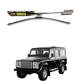 Land Rover Defender Maximus Premium Silicone Wiper Blades – Model 1983 - 2017-SehgalMotors.Pk