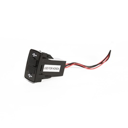 Honda In-Dash Dual USB Socket OEM Quality For Car Dashboard-SehgalMotors.Pk