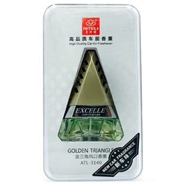 Aiteli Golden Triangle Grill Perfume New Car Fragrance ATL - 3140-SehgalMotors.Pk