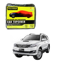 Toyota Fortuner Maximus Non Woven Car Cover – Model 2013-2016-SehgalMotors.Pk