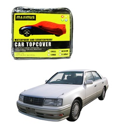 Toyota Crown Maximus Non Woven Scratchproof Waterproof Car Top Cover – Model 1995-1999-SehgalMotors.Pk