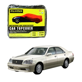 Toyota Crown Maximus Non Woven Scratchproof Waterproof Car Top Cover – Model 1999-2003-SehgalMotors.Pk
