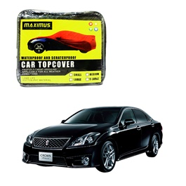 Toyota Crown Maximus Non Woven Scratchproof Waterproof Car Top Cover – Model 2008-2012-SehgalMotors.Pk