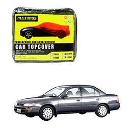 Toyota Corolla Maximus Non Woven Car Cover – Model 1991-1995-SehgalMotors.Pk