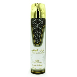 Al Zaafaran Air Freshener 300ML Turab Ul Dahab  – Made in UAE-SehgalMotors.Pk