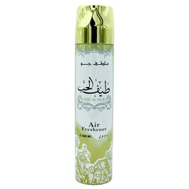 Ard Al Zaafaran Air Freshener Spray Car Perfume Fragrance 300ML Teef Al Hub – Made in UAE