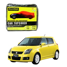 Suzuki Swift Maximus Non Woven Scratchproof Waterproof Car Top Cover – Model 2004-2010-SehgalMotors.Pk