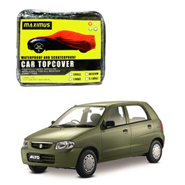 Suzuki Alto Maximus Non Woven Scratchproof Waterproof Car Top Cover – Model 2000-2012-SehgalMotors.Pk