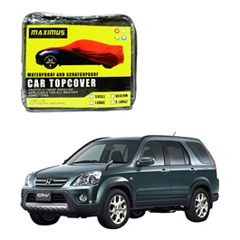 Honda CRV Maximus Non Woven Scratchproof Waterproof Car Top Cover – Model 2002-2006-SehgalMotors.Pk