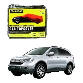 Honda CRV Maximus Non Woven Scratchproof Waterproof Car Top Cover – Model 2007-2011-SehgalMotors.Pk