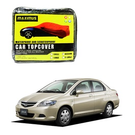 Honda City Maximus Non Woven Scratchproof Waterproof Car Top Cover – Model 2006-2008-SehgalMotors.Pk