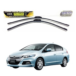 Honda Insight Maximus Premium Silicone Wiper Blades - Model 2009-2014-SehgalMotors.Pk