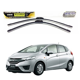 Honda Fit Maximus Premium Silicone Wiper Blades - Model 2013-2017-SehgalMotors.Pk