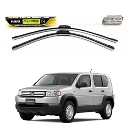 Honda Cross-Road Maximus Premium Silicone Wiper Blades - Model 2008-2010-SehgalMotors.Pk