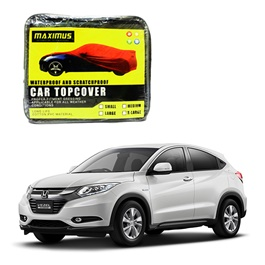 Honda Vezel Maximus Custom Non Woven Car Top Cover - Model 2013-2017-SehgalMotors.Pk