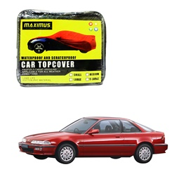 Honda Integra Maximus Non Woven Scratchproof Waterproof Car Top Cover - Model 1989-1993-SehgalMotors.Pk
