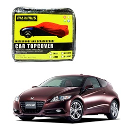 Honda CRZ Sports Hybrid Maximus Non Woven Scratchproof Waterproof Car Top Cover - Model 2010-2017-SehgalMotors.Pk