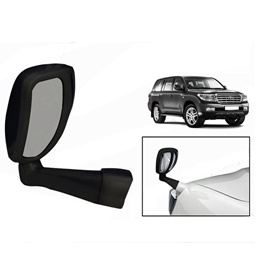 Toyota Land Cruiser Fender Parking Mirror Black - Model - 2015-2021