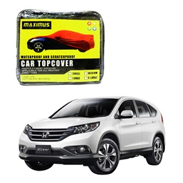Honda CRV Maximus Non Woven Scratchproof Waterproof Car Top Cover – Model 2012-2017-SehgalMotors.Pk