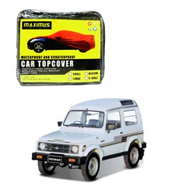 Suzuki Potohar Maximus Non Woven Car Cover - Model 1985-2003-SehgalMotors.Pk