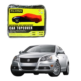 Suzuki Kizashi Maximus Non Woven Scratchproof Waterproof Car Top Cover - Model 2015-2017-SehgalMotors.Pk