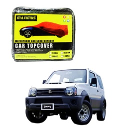 Suzuki JIMNY Maximus Non Woven Scratchproof Waterproof Car Top Cover - Model 1998-2017-SehgalMotors.Pk