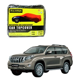 Toyota Prado Maximus Non Woven Scratchproof Waterproof Top Cover - Model 2009-2017-SehgalMotors.Pk