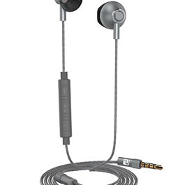 Plugin Vibe Earphones With HD Mic | Stereo Earbuds | Hand Free-SehgalMotors.Pk