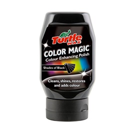 Turtle Wax color Enhancing Polish - Black 500ml-SehgalMotors.Pk