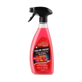 Turtle Wax Color Magic color Enhancing Spray Wax-SehgalMotors.Pk