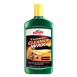 Turtle Wax Carnauba Cleaner Wax-SehgalMotors.Pk