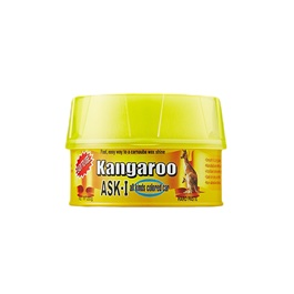 Kangaroo Ask 1 Car Wax - 200g-SehgalMotors.Pk