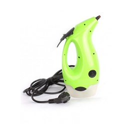 Green Fish Portable Steam Cleaner | Multi Purpose Electric Steam Cleaner Portable Handheld Steamer-SehgalMotors.Pk