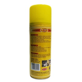 7cF Dashboard Leather and Tyre Wax 450ml - Lemon-SehgalMotors.Pk