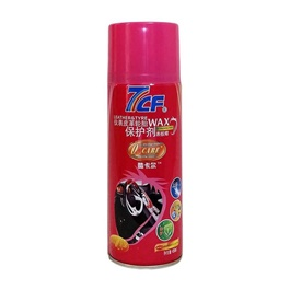 7cF Dashboard Leather & Tire Wax 450ml - Strawberry-SehgalMotors.Pk
